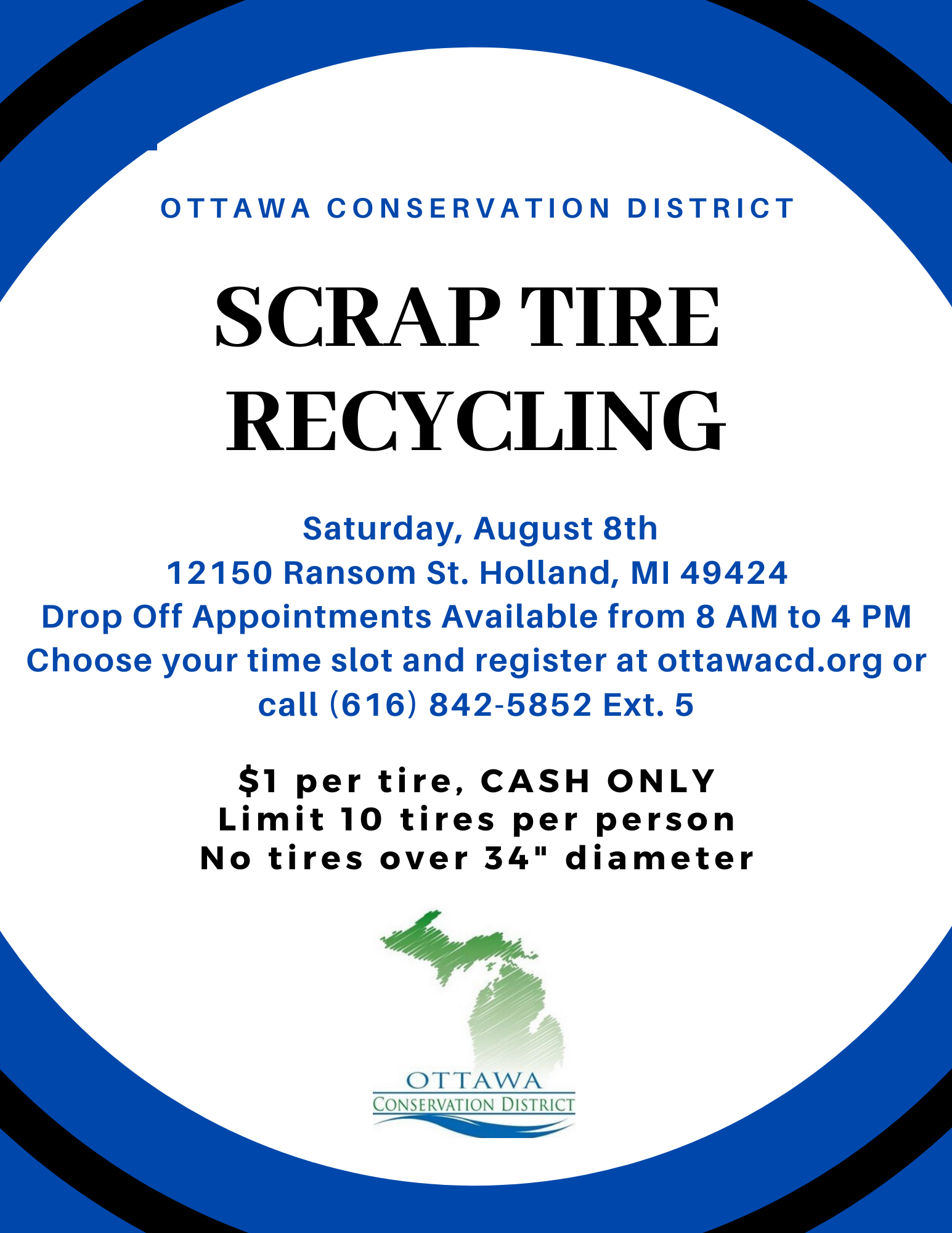 tire recycling information