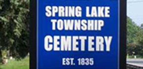 Cemetery Sprinkling