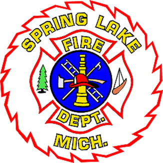 Spring Lake Fire logo