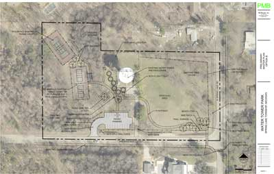 Water Tower Park Option B